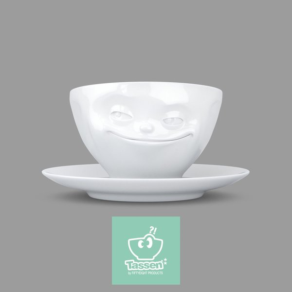 "Kaffeetasse  ""Grinsend"" - by 58 products"