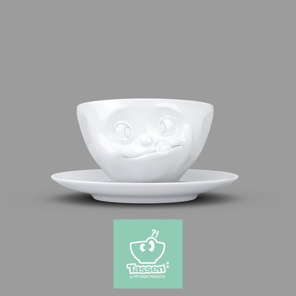 "Kaffeetasse ""Lecker"" - by 58 products"